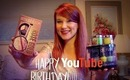 Giveaway: Happy 1 Year YouTube Birthday to Me!