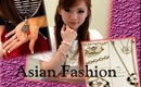 Super Cute Asian Style Jewelry / Accessory Review --- To February