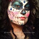 Freeky Halloween Makeup
