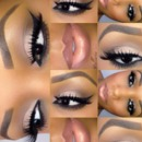 attractive make up