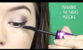 BLAKE LIVELY hooded eye makeup (Lorac Pro Pallette)