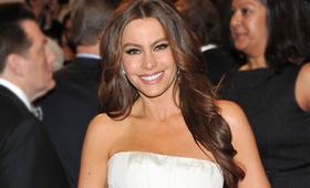 Met Costume Institute Gala Hair: Sofia Vergara
