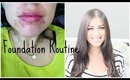 Acne Foundation Routine (Best Full Coverage Routine)