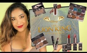 The Lion King Makeup Collection! Sir John x Luminess |