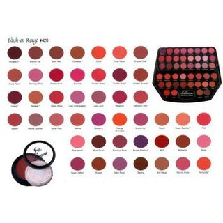 La Femme Cosmetics Blush On Rouge