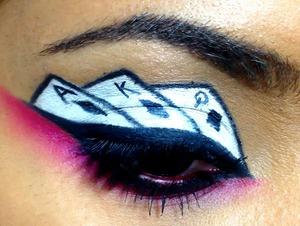 Inspired by KiKi makeup of fb