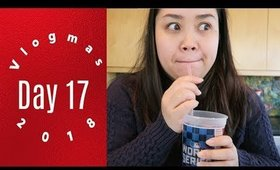 Vlogmas Day 17: its been kinda busy| Grace Go