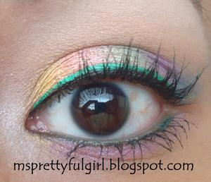 "Profusion Exclusive ""Easter Eyes"" http://msprettyfulgirl.blogspot.com/2011/04/lfi-easter-eyes.html"
