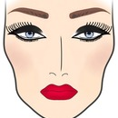 Doll Look Digital Face Chart
