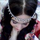 Kim K Inspired Head Piece
