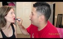 My Husband Does My Makeup Tag