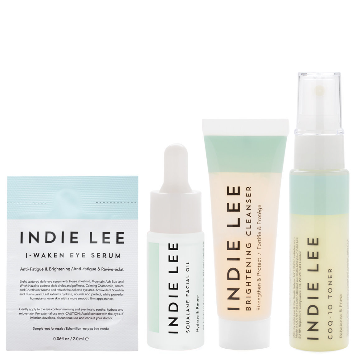 Indie Lee Discovery Kit alternative view 1 - product swatch.