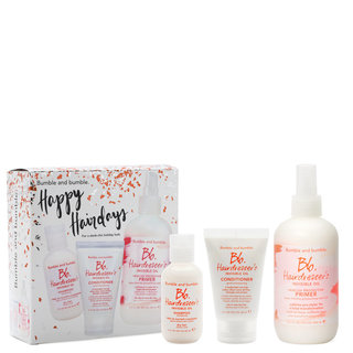 Bumble and bumble. Happy Hairdays  Silken + Smooth Trio