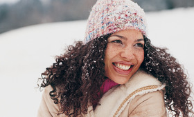 Winter Tips for Curly Hair