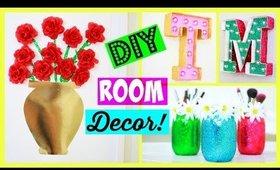 DIY SPRING ROOM DECOR!! + Giveaway!