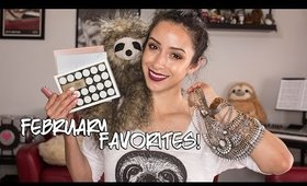 February Favorites 2016|| Beauty, Accessories, and more!