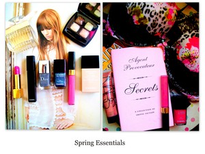 Spring Essentials 2011.