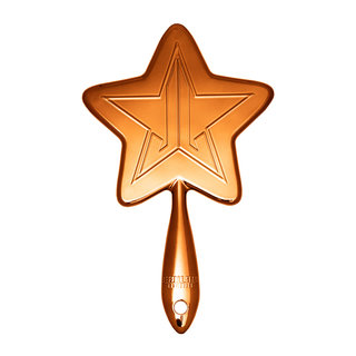 Star Mirror Orange Chrome