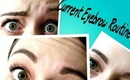 Eyebrow Routine - Sparse & Overtweezed To Tame & Full