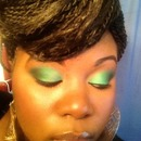 green fun!!