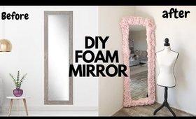 VLOG: DIY Foam Mirror!