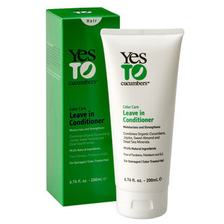 Yes To Cucumbers Leave-In Conditioner