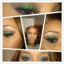 Going green!!