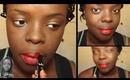 NYX Jumbo Lippies : Red Lips