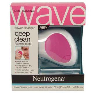 Neutrogena Wave Deep Clean Gentle Exfoliating System