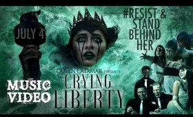 CRYING LIBERTY - Music Video | Queen CataMar