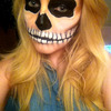 Skeleton Makeup