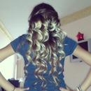 Hair a princess