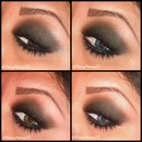 Classic Level 3 Smokey Eye:
