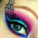 Fantasy makeup