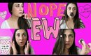 Retrying Products I Don't Like! | GRWM