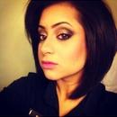 Drag queen makeup lol