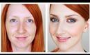 Katie Holmes Sultry Smokey Eye Makeup Tutorial