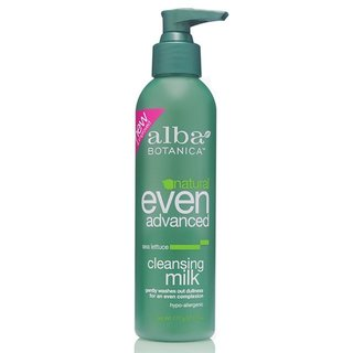 Alba Botanica Natural Even Advanced Cleansing Milk