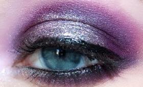 Shimmering Amethyst Makeup Tutorial