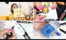 Lazy Girl Craft Ideas _ Using Permanent Markers Only |  Cello Marky Review