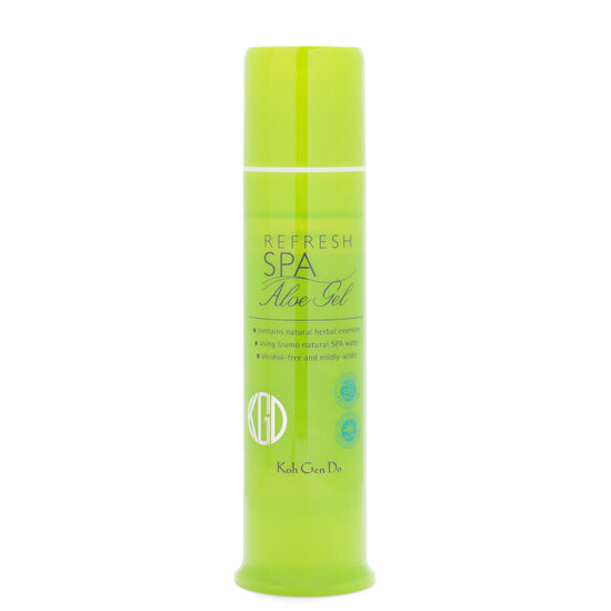 Koh Gen Do All In One Refresh Gel product smear.