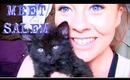 Meet My Kitten Salem