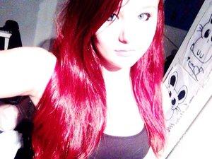 love my new hair colour so much😍