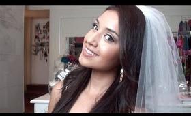 My Bridal Makeup Tutorial