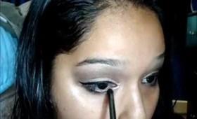 ♥ Rosey Bronzed Makeup Look ♥