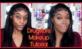 Drugstore Affordable Makeup Tutorial