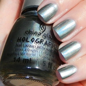 From the Hologram Collection: http://www.letthemhavepolish.com/2013/07/because-matching-your-nails-to-your.html