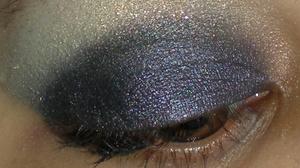 Eyes: Persephone Minerals Purple EOTD