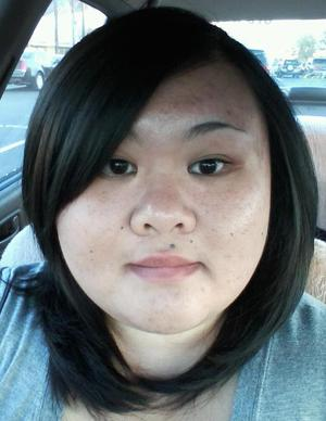 Kera-straight Hair Treatment 02/17/12 :)
