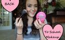 Back to School Makeup & Giveaway Winner♥